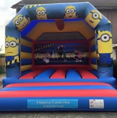 Children's Bouncy Castles