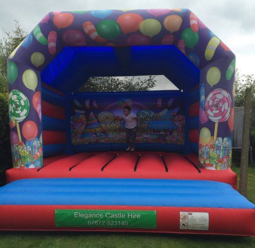 Party Party! Bouncy Castle